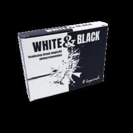 White & Black - 2db kapszula - alkalmi potencianövelő