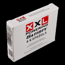 XXL Powering Satisfy - 4db kapszula