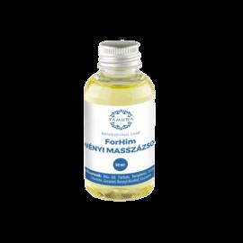 ForHim növényi alapú masszázsolaj - 50ml - színezék-, parabén- és paraffin mentes