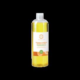 Narancs-fahéjas növényi alapú masszázsolaj - 1000ml - színezék-, parabén- és paraffin mentes