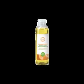 Narancs-fahéjas növényi alapú masszázsolaj - 250ml - színezék-, parabén- és paraffin mentes