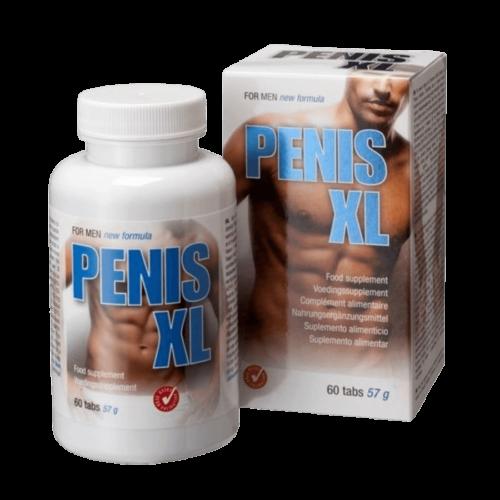 Penis XL - 60db kapszula - pénisznövelő hatású termék