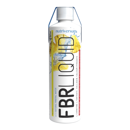FBR liquid - 500 ml - FLOW - Nutriversum - ananász - 16 féle hatóanyag komplex