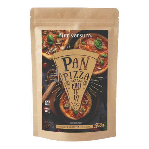 Pan Pizza - 500 g - FOOD - Nutriversum - egészséges étel