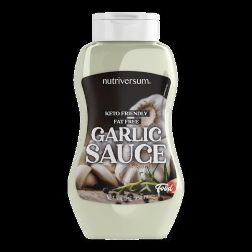 Sauce - 350 ml - FOOD - Nutriversum - Fokhagyma - ízesítő és funkcionális stickek