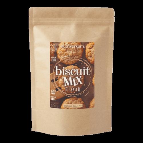 Biscuit lisztkeverék - 500 g - FOOD - Nutriversum - egészséges étel