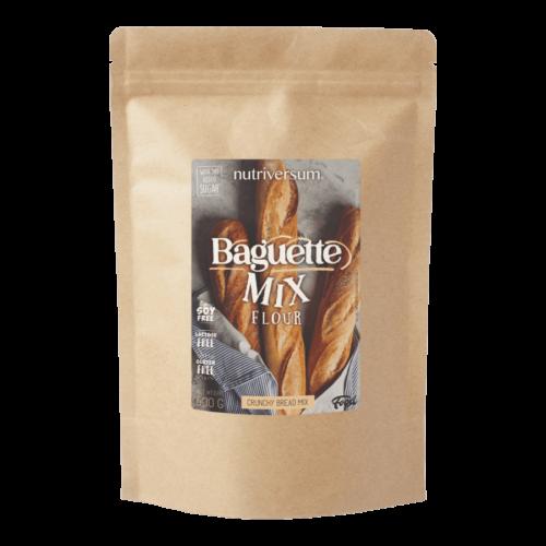 Bagett lisztkeverék - 500 g - FOOD - Nutriversum - egészséges étel
