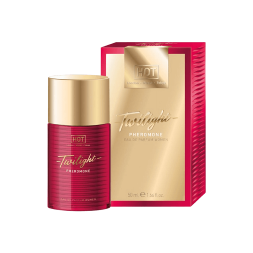 HOT Twilight - feromon parfüm nőknek (50ml) - illatos - feromonnal feturbózva