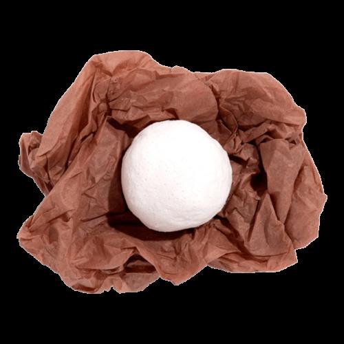Narancs-fahéjas fürdőbomba 95g - bőrbarát magyar termék