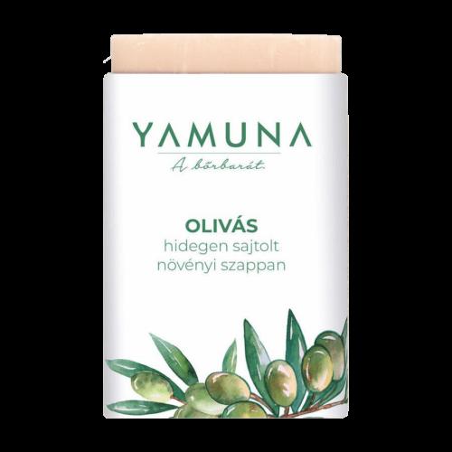 Olivás hidegen sajtolt szappan 110g - minőségi növényi összetevők