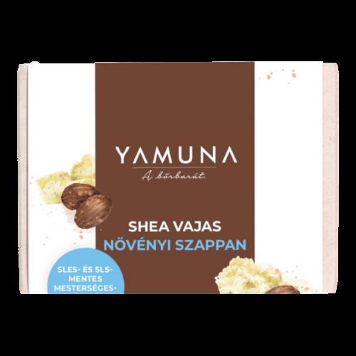 Shea Vajas növényi szappan 110g - minőségi növényi összetevők