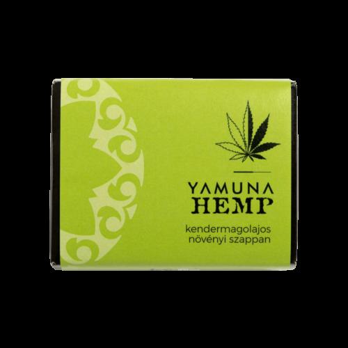 HEMP Kendermagolajos növényi szappan 110g - minőségi növényi összetevők