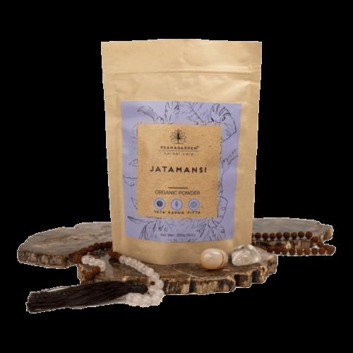 Pranagarden Jatamansi por 200 g - A nyugalom és a kiegyensúlyozottság támogatója -