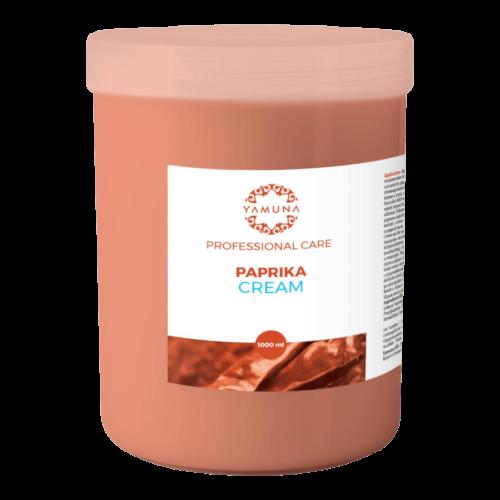 Paprikás krém - 1000ml - színezék-, parabén- és paraffin mentes