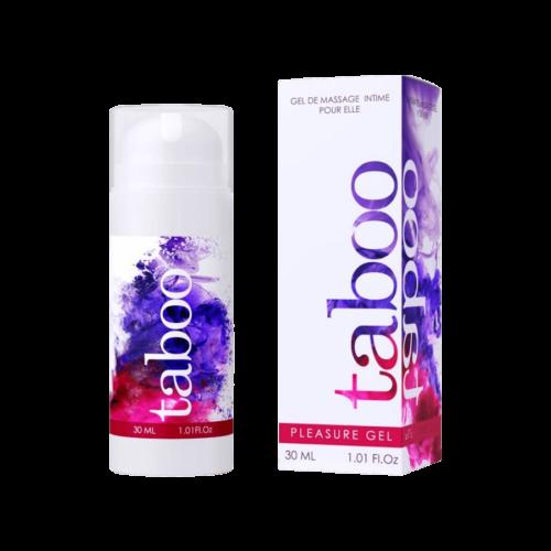 RUF - Taboo Plaisir Intime New - 30ml - csikló zselé javítja az érzékenységet