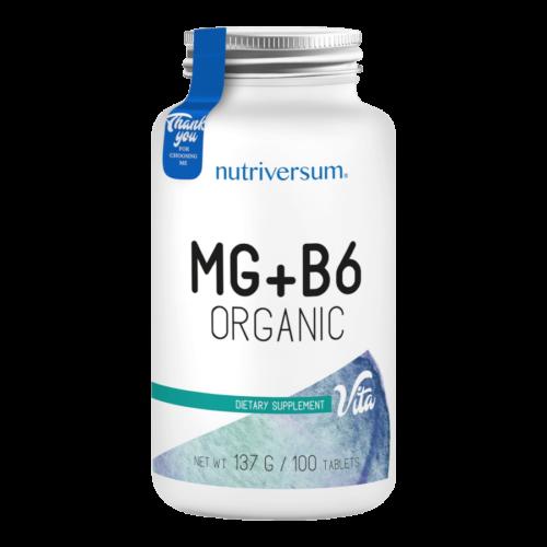 MG+B6 - 100 tabletta - VITA - Nutriversum -