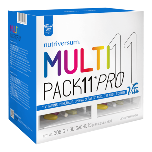 Multi Pack 11 PRO - 30 pak - VITA - Nutriversum -