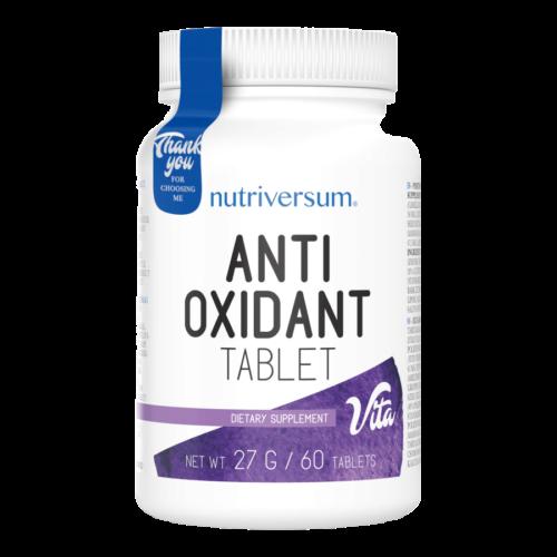 Antioxidant - 60 tabletta - VITA - Nutriversum -