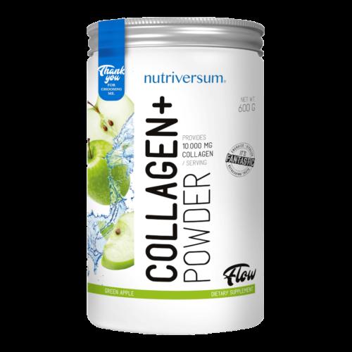 Collagen+ - 600 g - WSHAPE - Nutriversum - zöld alma -