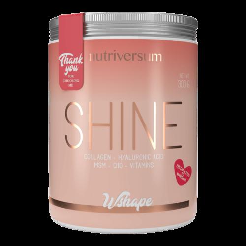 SHINE - 300 g - WSHAPE - Nutriversum - őszibarack - szépségápoló vitaminok