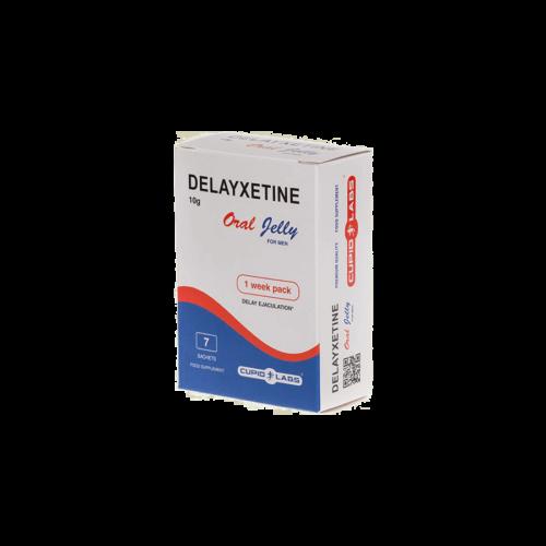 Delayxetine Oral Jelly - 7db tasak - magömlés késleltető