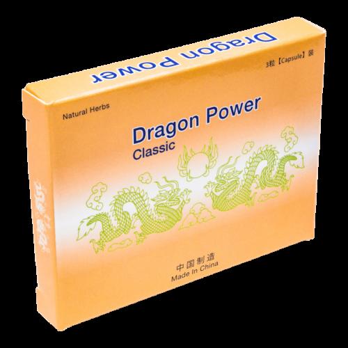 Dragon Power Original - 3db kapszula - alkalmi potencianövelő