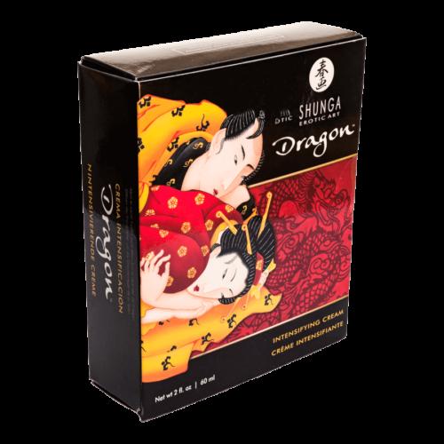 Dragon Cream - 60ml - erekció elősegítő krém