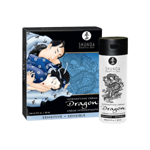 Dragon SENSITIVE Cream - 60ml - erekció elősegítő krém
