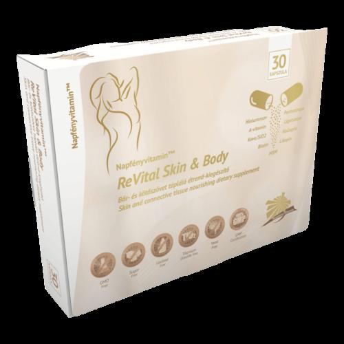 ReVital Skin & Body (30db) - Napfényvitamin  -
