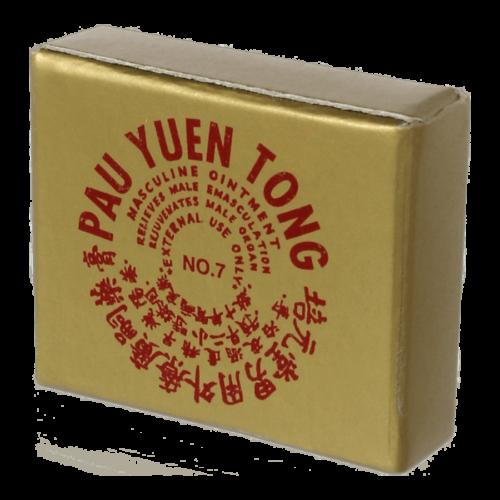Pau Yuen Tong balzsam - 8g - korai magömlés ellen