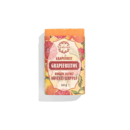 Grapefruit hidegen sajtolt szappan 110g