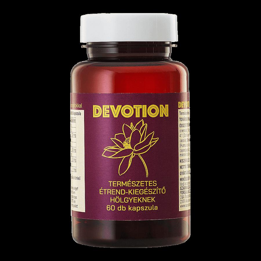 Devotion étrendkiegészítő - 60db kapszula