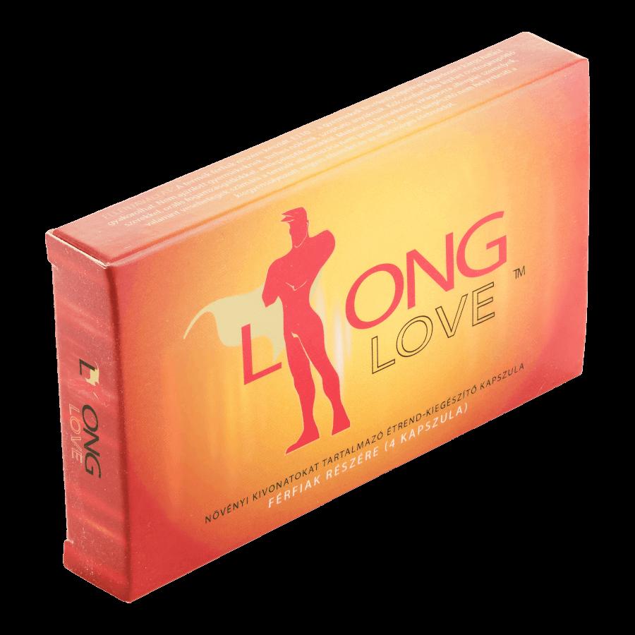 Long Love - 4db kapszula