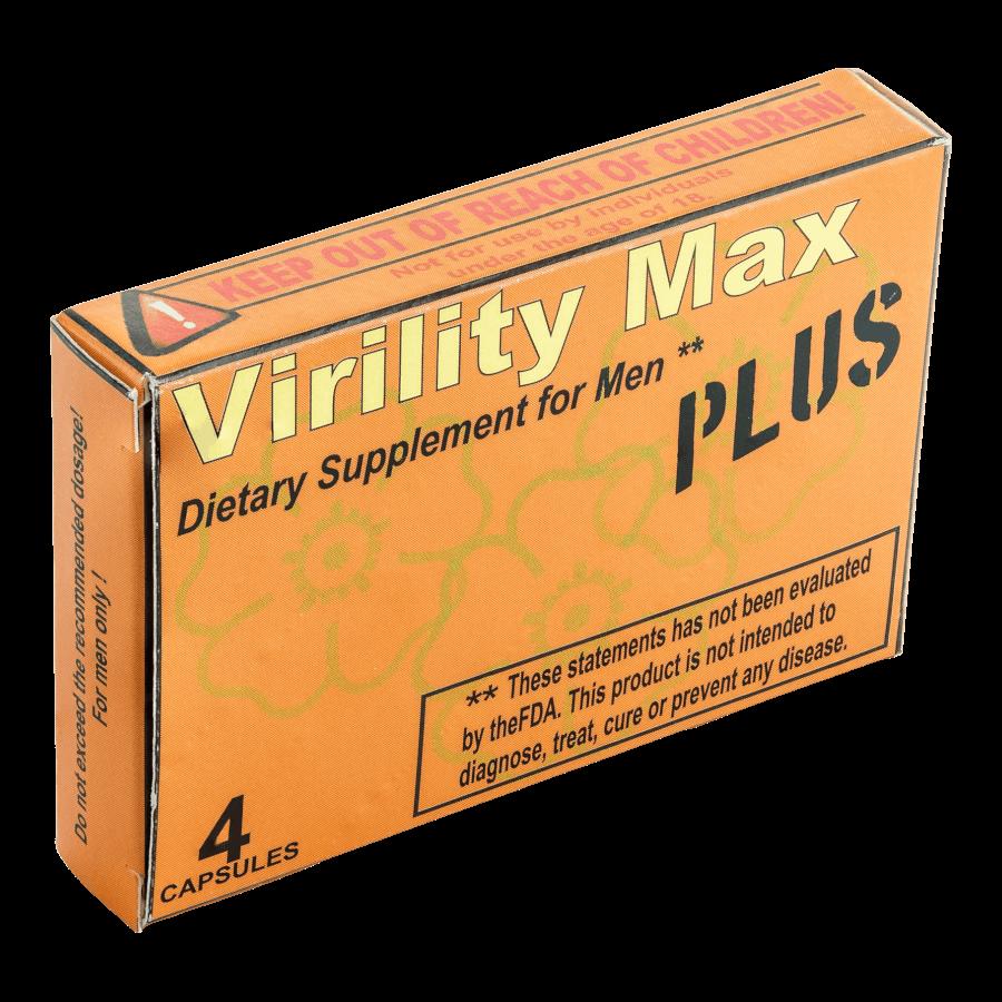 V. Max PLUS - 4db kapszula