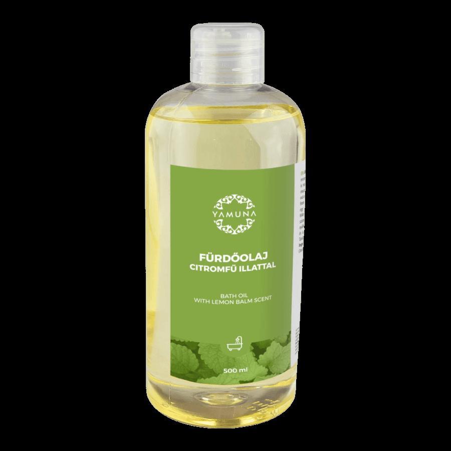 Fürdőolaj citromfű illattal - 500ml