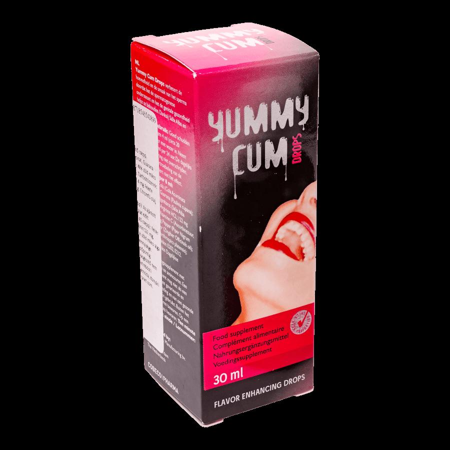 YummyCum csepp - 30ml