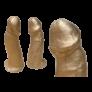 Kép 3/3 - Mr. Biggy - pénisz szobor öntő szett - a végeredmény magáért beszél