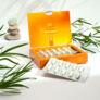 Kép 2/2 - D3-K2-vitamin és szerves nyomelem komplex Prebiotikummal (30db) - Napfényvitamin -