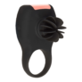 Kép 4/5 - Tokyo Design Glamfit - akkus, forgó pénisz gyűrű (fekete) - körbe-körbe forgó propellerrel