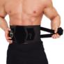 Kép 3/5 - Justfit Champion Belt - Real EMS (XL méret) - otthoni elektromos izomstimulációs készülék