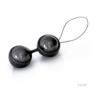 Kép 2/5 - LELO Luna Noir - variálható gésagolyók  - javítják az orgazmuskészséget