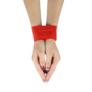 Kép 2/2 - Lovetoy - My First kötöző (piros) - minőségi kötöző PVC anyagból