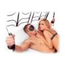 Kép 3/5 - Fetish Fantasy Series Cuff & Tether Set - minőségi bilincs BDSM játékokhoz