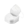 Kép 2/3 - KN95 (FFP2-nek megfelelő) szelep nélküli maszk (1db) -