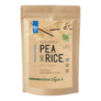 Kép 1/4 - Pea & Rice Vegan Protein - 500g - VEGAN - Nutriversum - vanília - 100% növényi fehérje