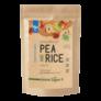 Kép 1/4 - Pea & Rice Vegan Protein - 500g - VEGAN - Nutriversum - mogyoró - 100% növényi fehérje