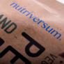 Kép 4/4 - Pea & Rice Vegan Protein - 500g - VEGAN - Nutriversum - mogyoró - 100% növényi fehérje