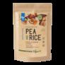 Kép 1/4 - Pea & Rice Vegan Protein - 500g - VEGAN - Nutriversum - csokoládé-marcipán - 100% növényi fehérje