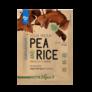 Kép 1/4 - Pea & Rice Vegan Protein - 30g - VEGAN - Nutriversum - csokoládé - 100% növényi fehérje